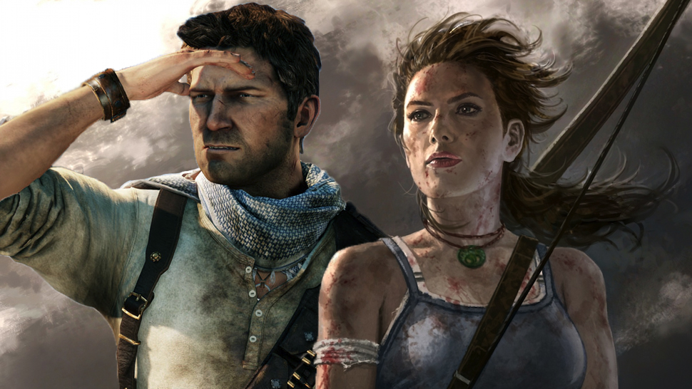 Jason Brody And Lara Croft