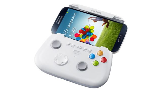 Click here to read Samsung Preparing Docking Bluetooth Game Pad for Galaxy Range