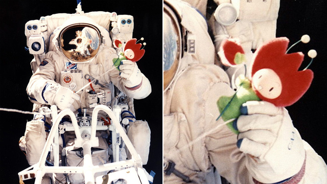 25 Famous Toys We Blasted Into Space