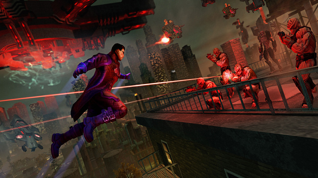 Next Saint's Row Hits This August. They've Got Super-Powers This Time.