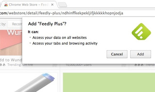 Why Do Chrome Extensions Need to Access All My Data?