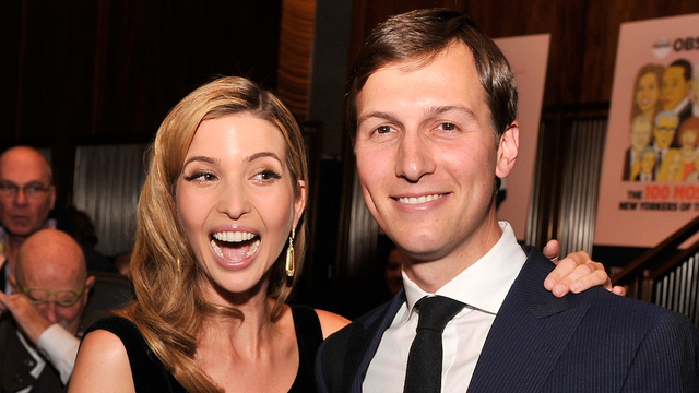 Observer Effect: Jared Kushner's Newspaper Has a Birthday