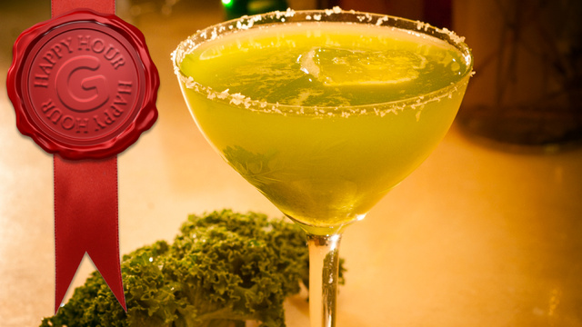 Click here to read 5 Delicious Green Cocktails to Do St. Patrick's Day Right