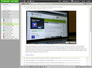 medium Five Best Google Reader Alternatives