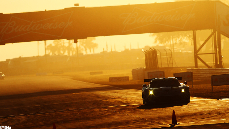 61st 12 Hours Of Sebring: Hour 1 Update
