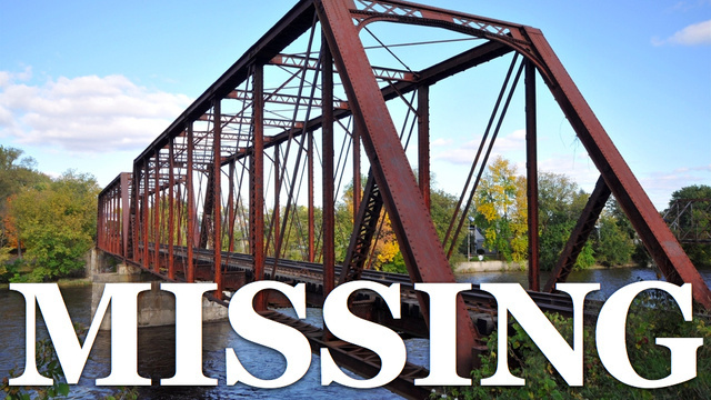 Click here to read Thieves Steal Entire Bridge, <i>The Whole Bridge</i>, For Scrap Metal