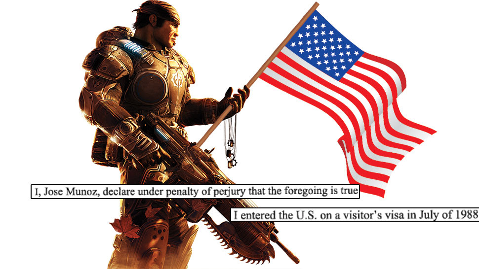 Video Games Gave Him the Chance to Prove He Is American