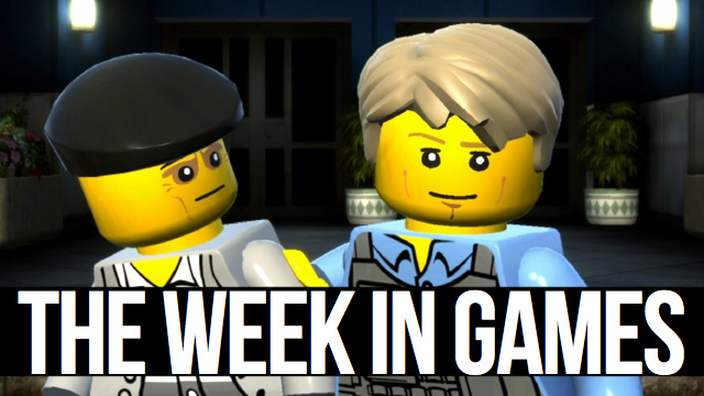The Week in Games: There are a Million Bricks in LEGO City ...