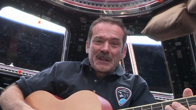 Click here to read Commander Chris Hadfield: Danny Boy <em>In Space</em>