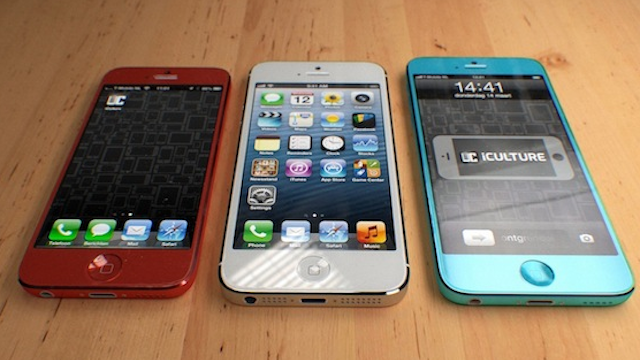 Click here to read An iPhone in Different Colors Looks Fantastically Fun