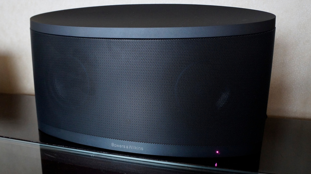 Click here to read Bowers & Wilkins Z2: A Beautiful AirPlay Speaker with a Cozy Nest for Your iPhone