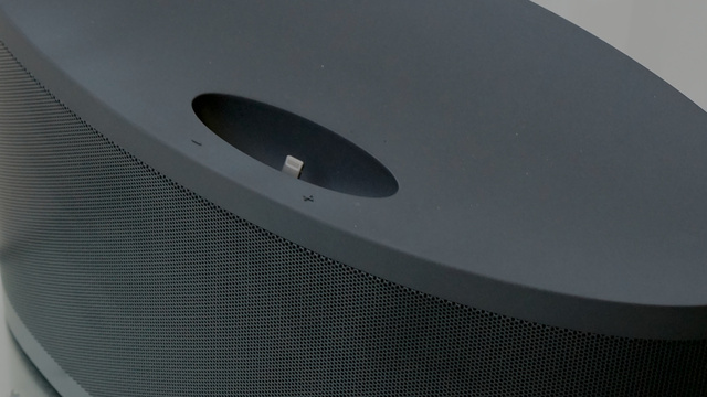 Bowers & Wilkins Z2: A Beautiful AirPlay Speaker with a Cozy Nest for Your iPhone