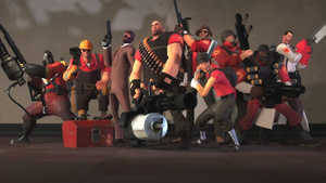 Valve Adding Virtual Reality Support To Team Fortress 2