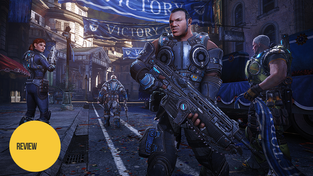 Six Critics Consider Gears of War: Judgment Fresh, Frantic and Fun