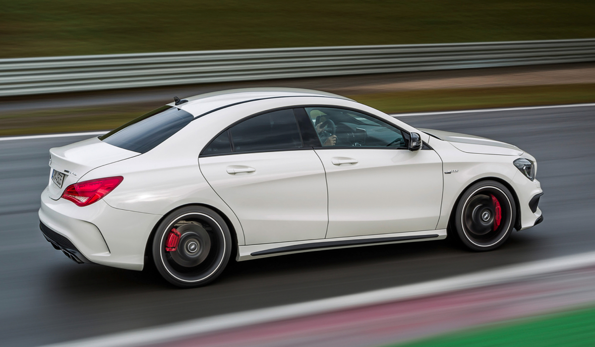 Mercedes Benz mercedes benz cla 45 : Mercedes Benz CLA 45 AMG LEAKED! ! - Mercedes CLA Forum