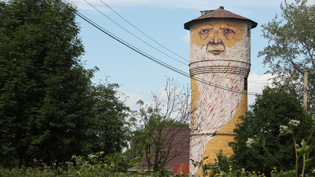 11 Walls That Are Definitely Watching You