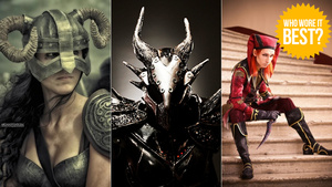 This Skyrim Cosplay Will Make You Shout