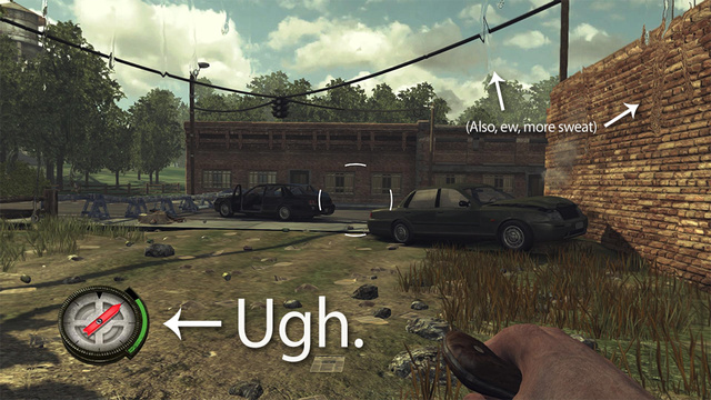 The Walking Dead: Survival Instinct Is The Worst Game I've Played This Year