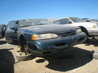 Welcome To The Clunkerdome: Cash For Clunkers Victims Hit The Junkyards