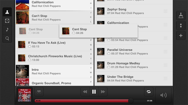 Click here to read Couch Player Brings Awesome, Gesture-Based Playlist Creation to the iPad