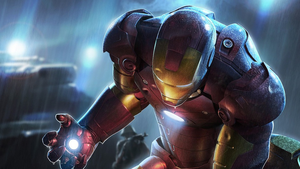 There was a time when Iron Man sucked so bad he couldn't get a credit in his own cartoon