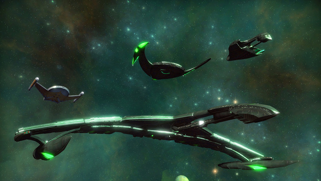 Star Trek Online's Largest Expansion Yet Unleashes Playable Romulans
