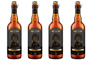 Yes, there is Game of Thrones Beer...
