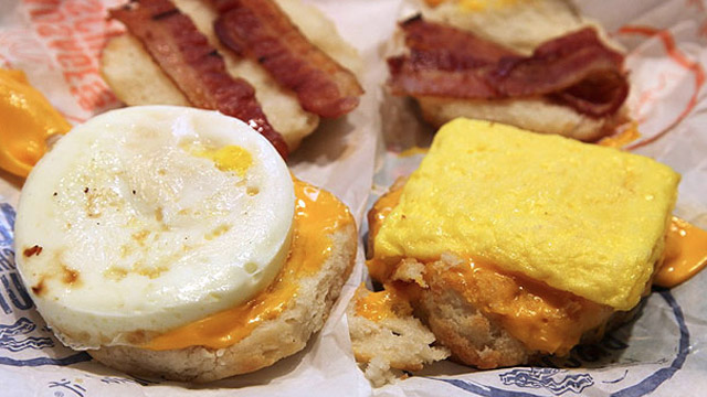 Get a Real Egg on Any McDonald's Breakfast Sandwich