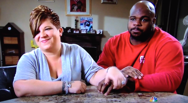 Talking Shit About Vince Wilfork's Wife Is Not A Good Idea