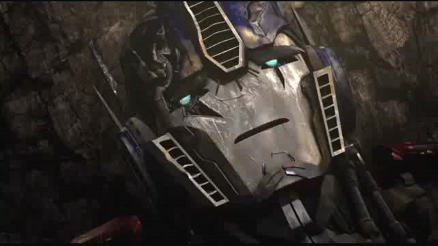 season 3 of transformers prime begins with optimus prime