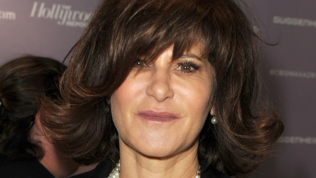 Sony Co-Chairman Amy Pascal Asks Her Colleagues to Banish Gay Slurs from Movie Scripts