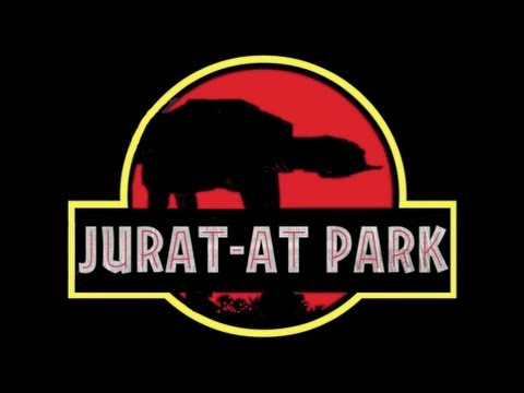 Click here to read If Star Wars Was Set in Jurassic Park