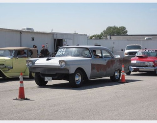 Vintage Drag Racing at Mid-America Motorplex