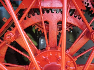 The Valmy, Wisconsin, Thresheree & Antique Machinery Show