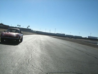 TrunkLidCam Shots From LeMons Phoenix