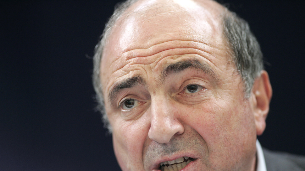 Boris Berezovsky, Oligarch Critic of the Kremlin, Has Died