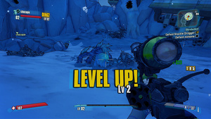 Borderlands 2's Level Cap Will Go Up To 61 On April 2