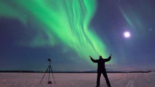 The Aurora Borealis Continues To Be Totally Awe Inspiring Video After Video