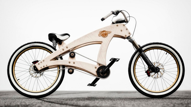 Test Your Model-Making Skills With This Plywood Lowrider