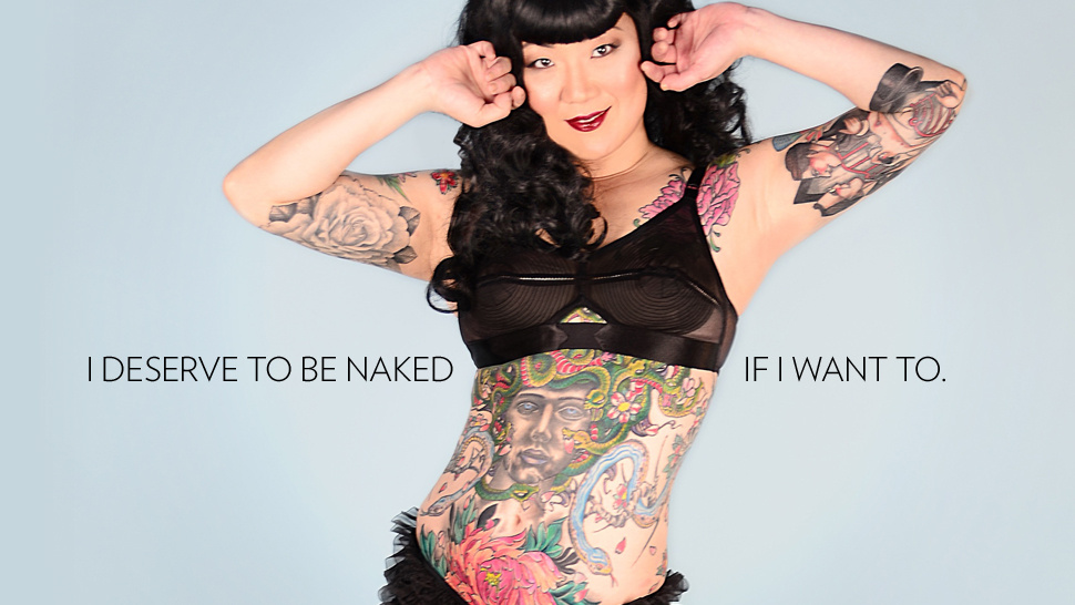 In a Room Full of Naked Koreans, Margaret Cho's Body Is an Unwelcome Sight