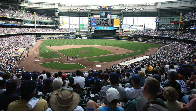 Brewers Ticket Plan Gives Fans Better Seats Each Time Milwaukee…