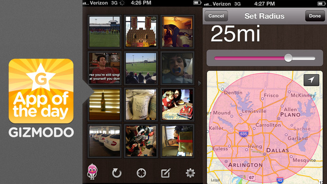 Click here to read Vizible Is the Location-Based, Picture-Only Twitter Client of Your Dreams