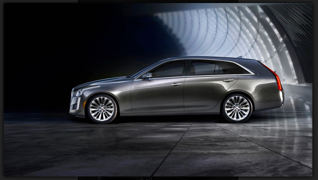2014 cadillac cts sport wagon this is it. Cars Review. Best American Auto & Cars Review
