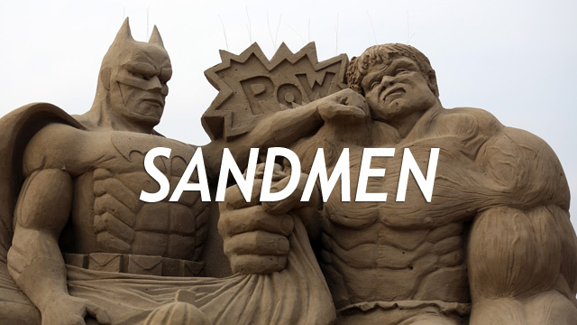 Click here to read 11 Splendid Sand Sculptures Made For the Movie Geek