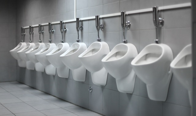 Minor League Baseball Stadium To Turn Urinals Into Video Game S…
