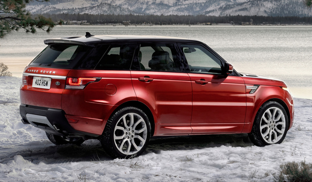 2014 range rover sport ok seriously this is really. Black Bedroom Furniture Sets. Home Design Ideas