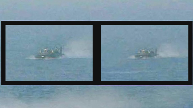North Korea Photoshopped Its Hovercraft Fleet To Make It Look Less Terrible and Sad