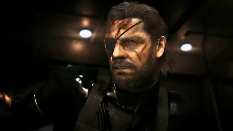 k bigpic Metal Gear Solid V: The Phantom Pain