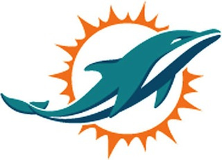 The Dolphins confirm that the logo that's leaked out over the p…