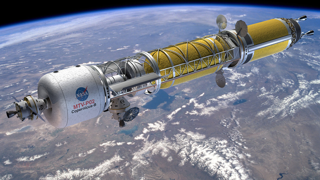 Click here to read How NASA's Nuclear Rockets Will Take Us Way Beyond Mars